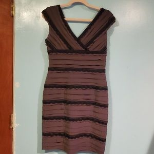 Adriana Papell   COCKTAIL DRESS